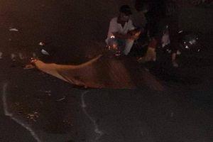 Một phụ nữ ở Vĩnh Long bị xe tải cán ngang người, tử vong thương tâm