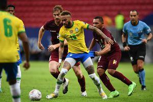 Kết quả, bảng xếp hạng Copa America 2021 - bảng B: Brazil phô diễn sức mạnh