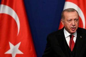 Tổng thống Thổ Nhĩ Kỳ kêu gọi Mỹ hàn gắn quan hệ song phương