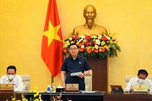 Kỳ họp thứ nhất, Quốc hội khóa XV sẽ kiện toàn các chức danh lãnh đạo Nhà nước