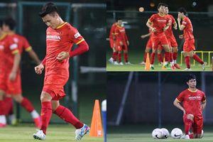 Quang Hải miệt mài luyện công, chờ tái xuất trong đội hình ĐT Việt Nam