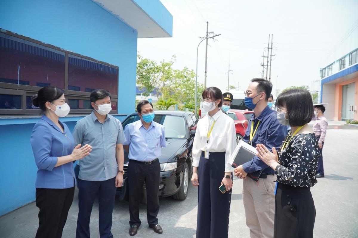 TP Bắc Ninh kéo giãn mật độ cách ly, giảm nguy cơ lây nhiễm chéo
