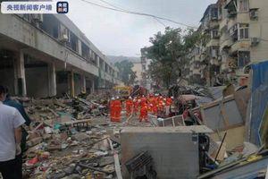 Số người chết trong vụ nổ tại Hồ Bắc (Trung Quốc) tăng lên 25 người