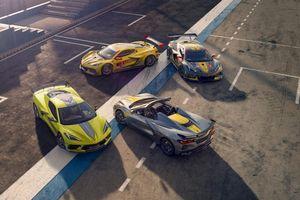 Khám phá Chevrolet Corvette Stingray 2022 phiên bản giới hạn 1.000 chiếc