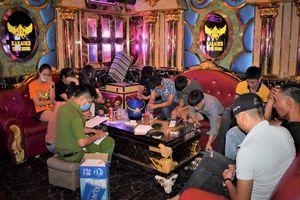 Phát hiện 11 người dương tính ma túy trong quán karaoke tại Quảng Nam