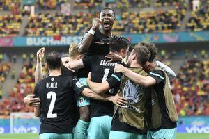 Kết quả EURO 2020: Alaba tỏa sáng, Áo nhọc nhằn thắng Bắc Macedonia