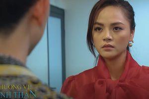 'Hương vị tình thân' tập 40: Thy rớm nước mắt từ chối làm người yêu của Huy