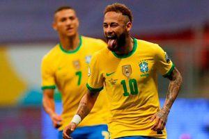 Copa America khai mạc: Neymar tỏa sáng, Brazil thắng đậm Venezuela