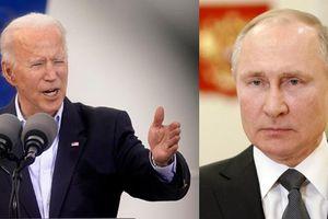 Ông Biden phả hơi nóng vào thượng đỉnh Mỹ - Nga