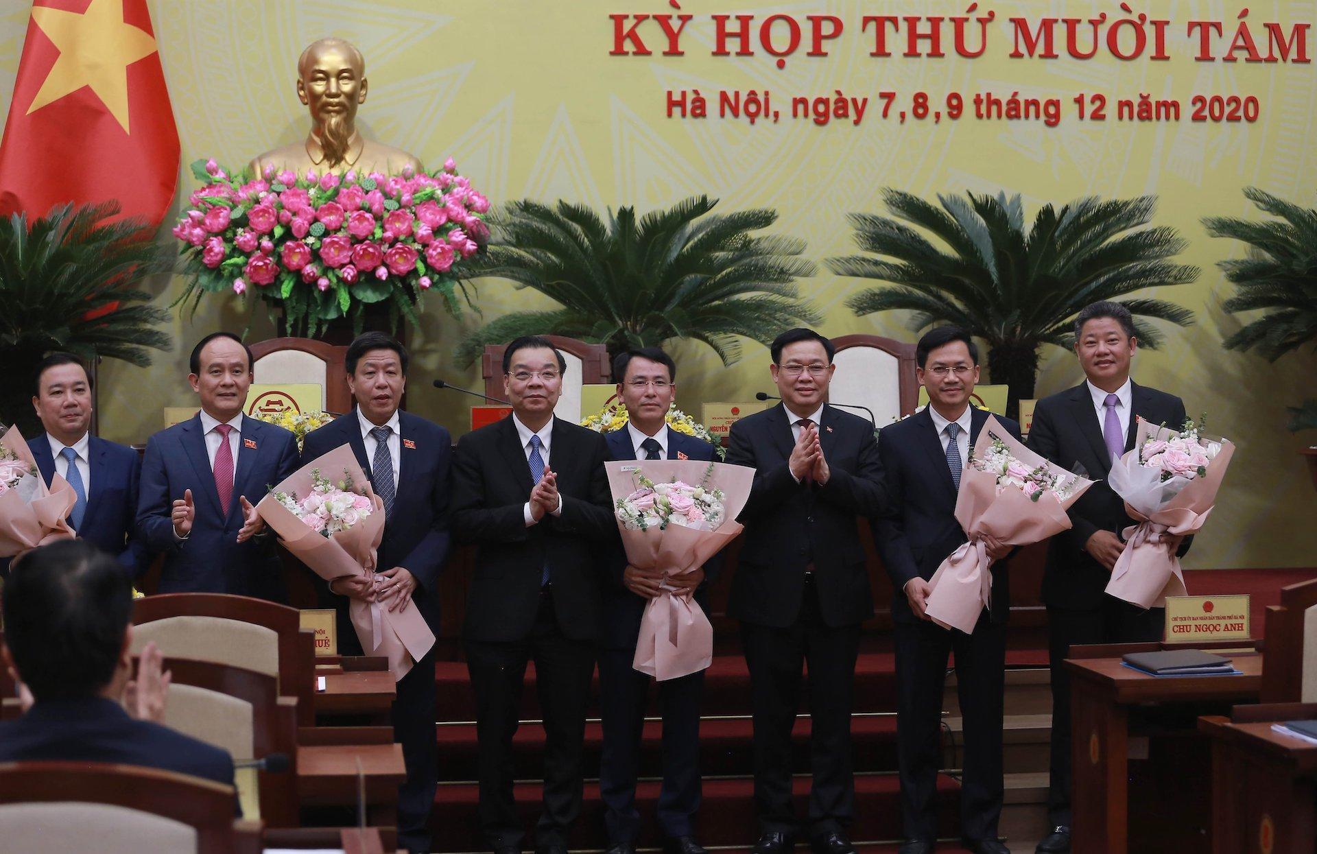 Tuần tới, Hà Nội bầu Chủ tịch UBND và Chủ tịch HĐND TP nhiệm kỳ 2021-2026
