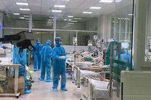 3 bệnh nhân COVID-19 không bệnh lý nền tiên lượng khó qua khỏi