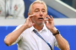 HLV Van Marwijk: 'Tuyển UAE mạnh hơn so với lúc thua Việt Nam'