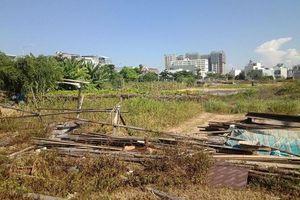 Sau nhiều năm lỡ hẹn, Công ty 579 bàn giao 7.810 m2 đất cho quận Ngũ Hành Sơn?