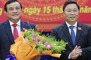 Lãnh đạo Quảng Nam, Bình Định, Lào Cai tái đắc cử