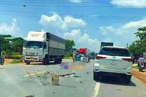 Bình Thuận liên tiếp 2 vụ tai nạn chết người cách nhau 1 km