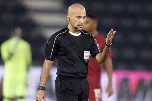 'Thần tài' Ali Sabah cầm còi trận UAE – Việt Nam