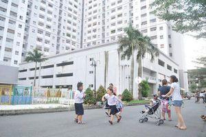 TP Hồ Chí Minh dự kiến phát triển 4 triệu m2 sàn nhà ở xã hội trong 10 năm tới