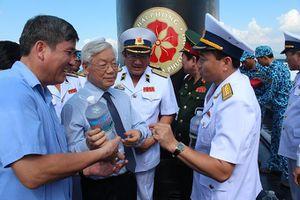 Lữ đoàn Tàu ngầm 189: Huấn luyện những con người làm chủ lòng biển