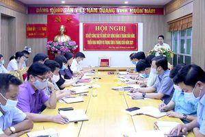 Phú Thọ: Tiếp tục thực hiện tốt công tác tổ chức xây dựng Đảng