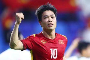 Việt Nam vs UAE - đá để biết tầm vóc ở đâu