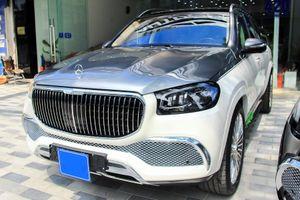 Chi tiết Mercedes-Maybach GLS 600, SUV siêu sang giá 17 tỷ đồng