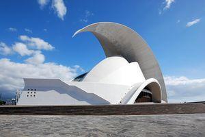Khán phòng hòa nhạc hình con sóng ở Tây Ban Nha