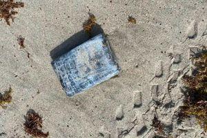 Hàng chục gói hàng lạ dạt vào bờ biển Florida