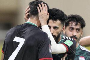 UAE có nguy cơ cao bị loại nếu thua tuyển Việt Nam