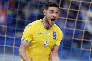 Áo đấu của đội tuyển Ukraine có thông điệp đặc biệt