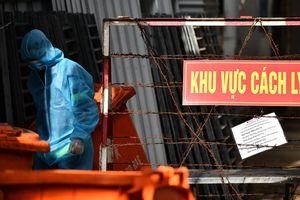 TP.HCM phong tỏa một khu chợ ở quận Bình Tân