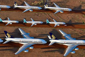 UAE và các quốc gia không có chuyến bay nội địa