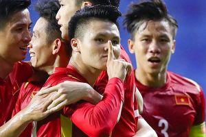 Cách để tuyển Việt Nam đánh bại UAE