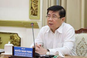 Chủ tịch TP.HCM nói về 5 giải pháp chống dịch trong 7 ngày tới