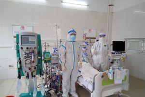 Bệnh nhân 37 tuổi tại Bắc Giang tiên lượng nặng, được đặt ECMO
