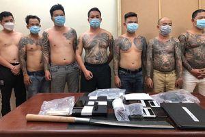 TP Hồ Chí Minh: Triệt phá băng nhóm xã hội đen, bắt giữ 23 đối tượng