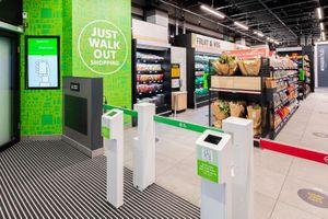 Amazon đưa công nghệ Just Walk Out không cần thu ngân vào siêu thị của mình