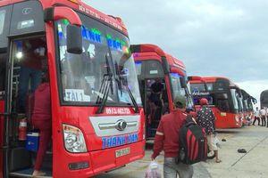 Phú Yên tạm dừng vận tải hành khách đi TP Hồ Chí Minh