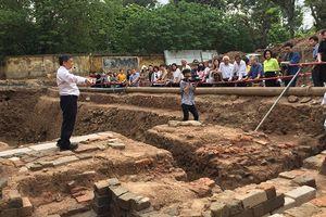 Hà Nội tìm giải pháp phát huy giá trị Hoàng thành Thăng Long, thành cổ Cổ Loa