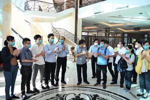 Đội phản ứng nhanh Bệnh viện Chợ Rẫy hoàn thành nhiệm vụ tại Bắc Giang