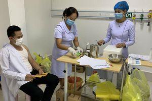 Lào bắt đầu đợt tiêm vaccine mới miễn phí trên toàn quốc