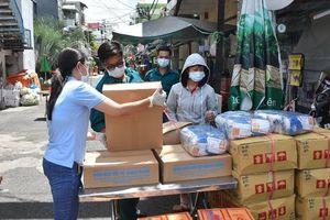 Chương trình 'Thực phẩm miễn phí cùng cả nước chống dịch': Nghĩa tình và trách nhiệm