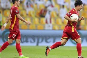 Việt Nam vào vòng loại cuối cùng dù thất bại trước UAE