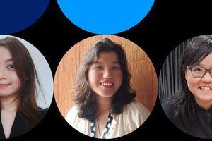 3 cô gái Việt Nam giành ngôi Á quân cuộc thi P&G CEO Challenge 2021 toàn cầu