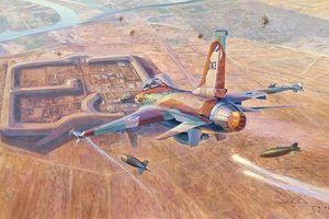 Cách Israel phá tan giấc mộng vũ khí hạt nhân của Iraq