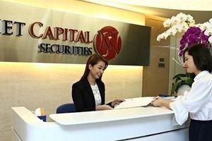Chứng khoán Bản Việt chốt ngày nhận cổ phiếu