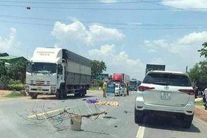 2 vụ tai nạn cách nhau 1km, 2 người tử vong