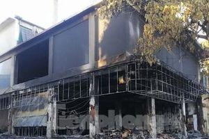 Danh tính các nạn nhân tử vong trong vụ cháy phòng trà ở Nghệ An