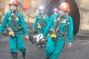 Công nhân bị điện giật tử vong trong hầm lò ở Cẩm Phả