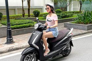 Vì sao nói xe tay ga Yamaha Latte phù hợp với phụ nữ hiện đại?