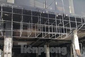 Vụ cháy phòng trà 6 người thiệt mạng ở Nghệ An: Hoàn tất khám nghiệm, thu nhiều mẫu vật
